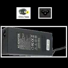 Φορτιστής για Acer, 19V, 90W, 4.74A, 5.5*1.7mm