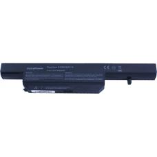 Μπαταρία Clevo -TURBO X  W10.8V -11.1V     4400mAh